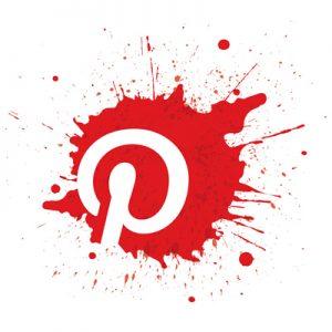 Pinterest Logo on Ravelong.com