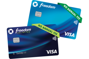 Chase Credit Card Account